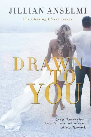 Cover Reveal: Drawn to You (Chasing Olivia #1) by Jillian Anselmi