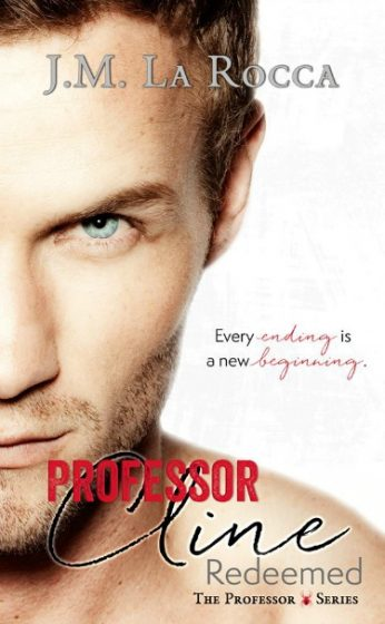Promo & Giveaway: Professor Cline: Redeemed (Professor #2) by J.M. LaRocca