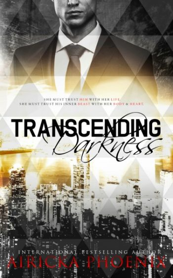 Cover Reveal: Transending Darkness by Airicka Phoenix