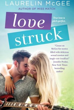Cover Reveal: Love Struck by Laurelin McGee
