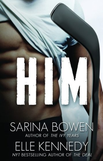 Cover Reveal: Him by Sarina Bowen & Elle Kennedy