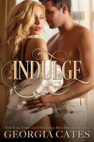 Cover Re-Reveal: Indulge by Georgia Cates
