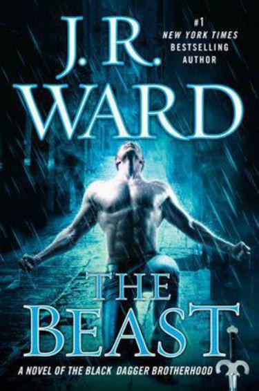 Cover Reveal: The Beast (Black Dagger Brotherhood #14) by J.R. Ward