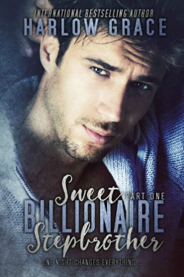 Release Blitz & Giveaway: Sweet Billionaire Stepbrother: Part One by Harlow Grace