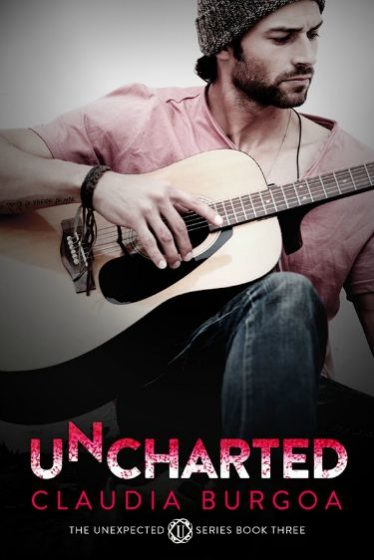 Release Day Blitz & Giveaway: Uncharted (Unexpected #3) by Claudia Y. Burgoa