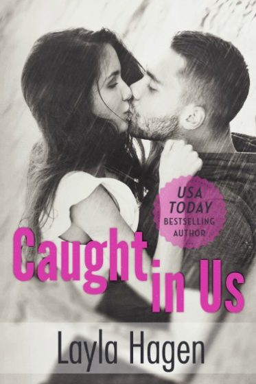 Cover Reveal & Giveaway: Caught in Us (Lost #3) by Layla Hagen
