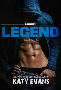 Cover Reveal: Legend (Real #6) by Katy Evans