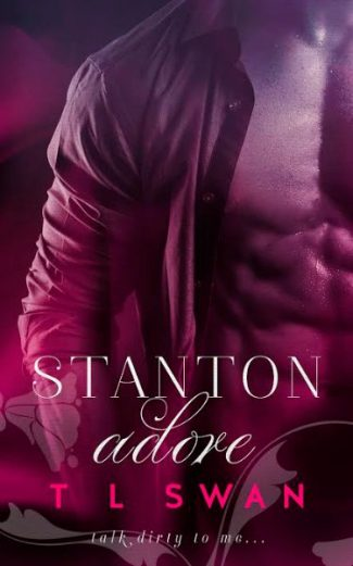 Cover Re-Reveal: Stanton Adore (Stanton #1) by T.L. Swan