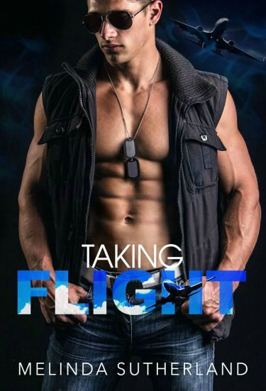 Cover Reveal: Taking Flight by Melinda Sutherland