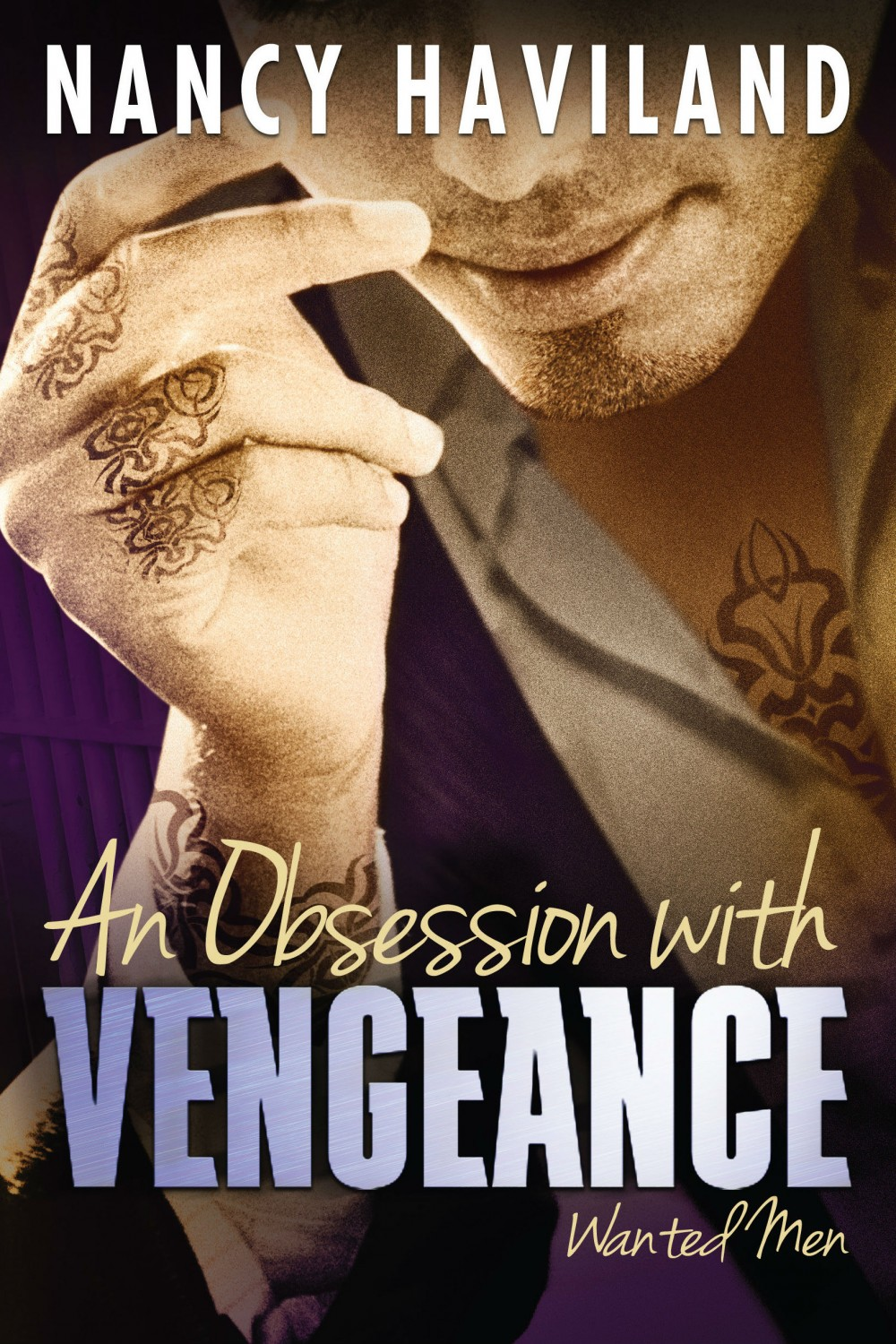 An Obsession with Vengeance Cover