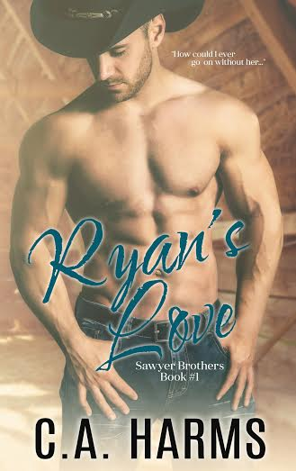 Ryans Love FRONT COVER