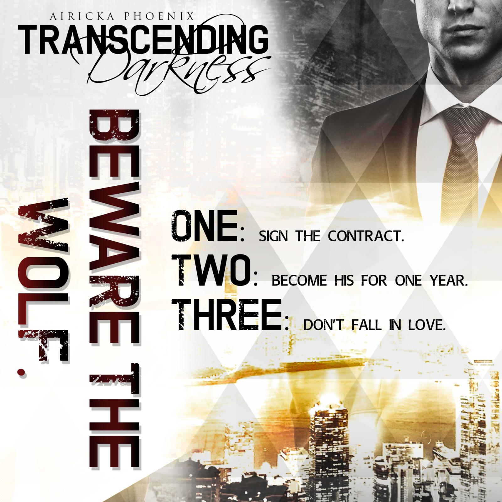 Transcending Darkness Teaser 2