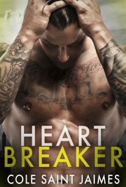 Cover Reveal & Giveaway: Heartbreaker (Heartbreaker #1) by Cole Saint Jaimes