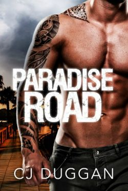 Cover Reveal & Giveaway: Paradise Road (Paradise #2) by C.J. Duggan