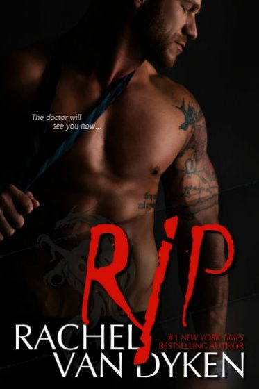 Cover Reveal: Rip by Rachel Van Dyken