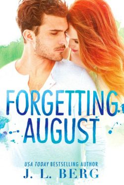Cover Reveal & Giveaway: Forgetting August (Lost & Found #1) by J.L. Berg