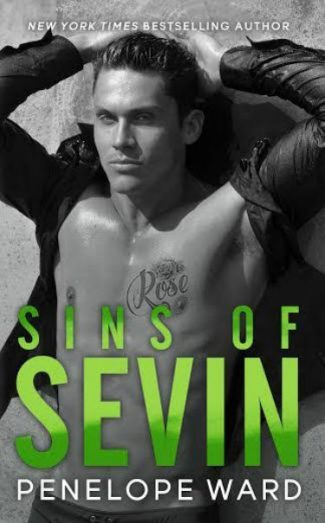 Cover Reveal: Sins of Sevin by Penelope Ward