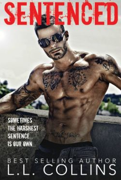 Cover Reveal & Giveaway: Sentenced by L.L. Collins