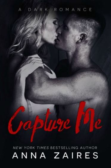 Cover Reveal: Capture Me by Anna Zaires
