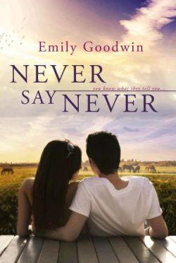 Release Day Blitz: Never Say Never by Emily Goodwin