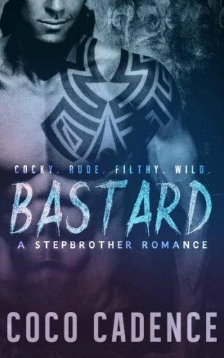 Cover Reveal & Giveaway: Bastard by Coco Cadence