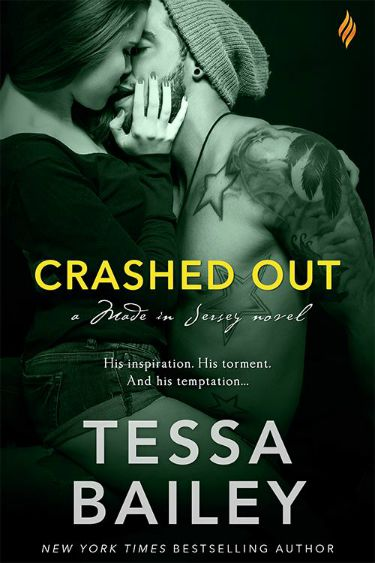 Cover Reveal: Crashed Out (Made in Jersey #1) by Tessa Bailey