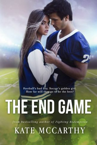 Release Day Blitz & Giveaway: The End Game by Kate McCarthy
