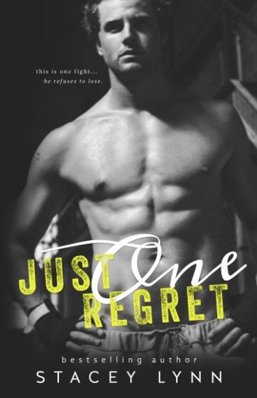 Cover Reveal: Just One Regret by Stacey Lynn