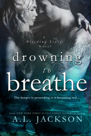 Review & Giveaway: Drowning to Breathe (Bleeding Stars #2) by A.L. Jackson