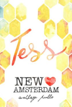 Series Cover Reveal: New Amsterdam by Ashley Pullo
