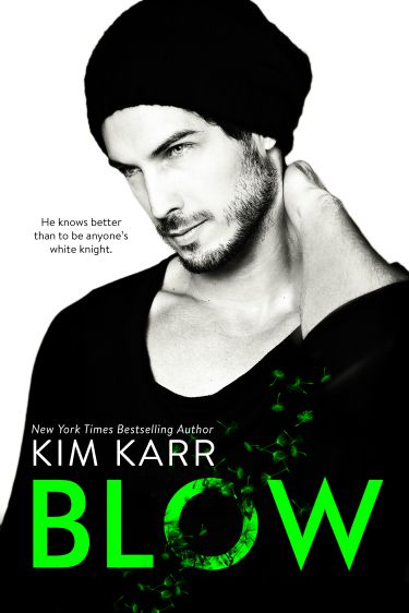 Cover Reveal: Blow (The Tainted Love Duet #1) by Kim Karr
