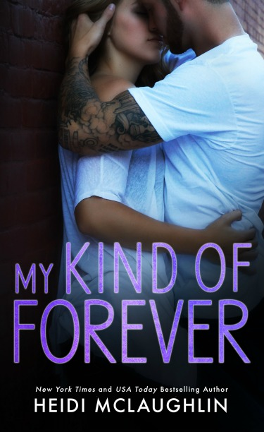 Release Day Blitz & Giveaway: My Kind of Forever (The Beaumont Series #5) by Heidi McLaughlin
