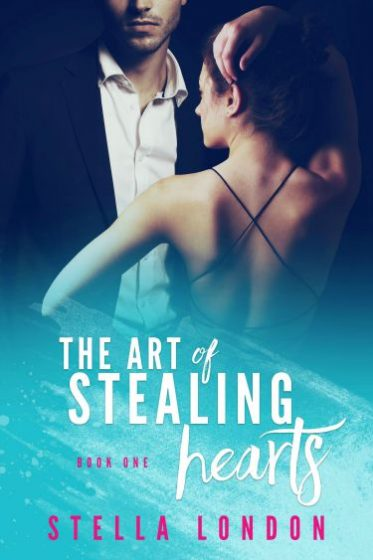 Cover Reveal & Giveaway: The Art of Stealing Hearts (Love and Art #1) by Stella London
