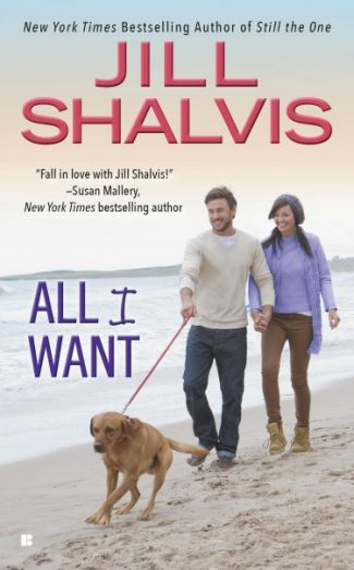 Release Day Blitz: All I Want (Animal Magnetism #7) by Jill Shalvis