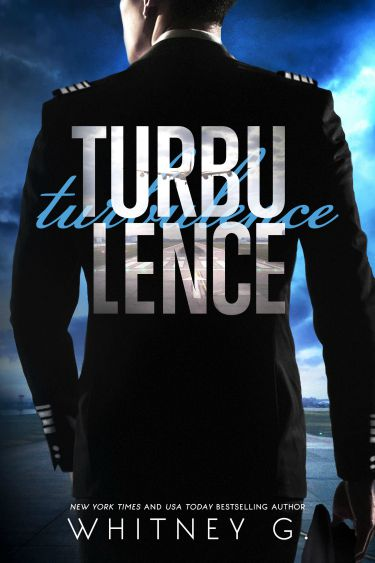 Cover Reveal & Giveaway: Turbulence by Whitney G