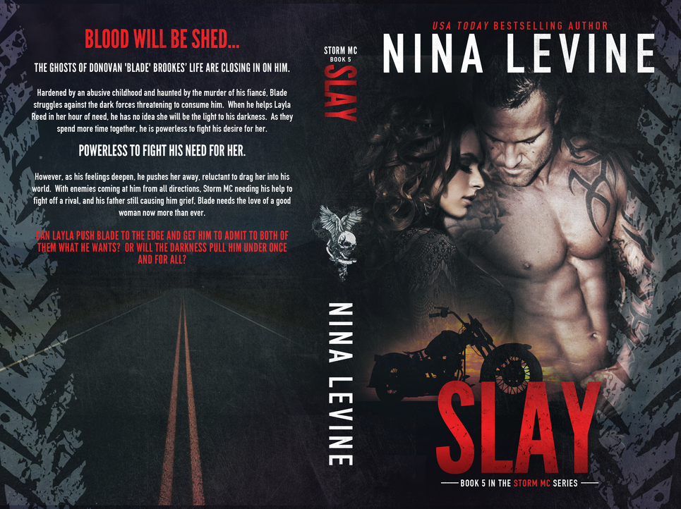 Cover Reveal Giveaway Havoc Storm Mc 8 By Nina Levine Books