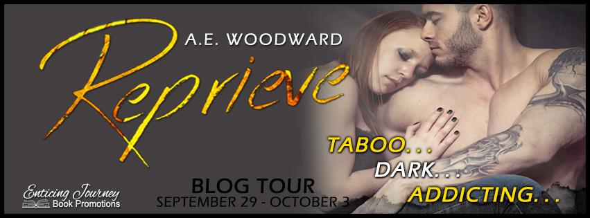 Reprieve Blog Tour Banner
