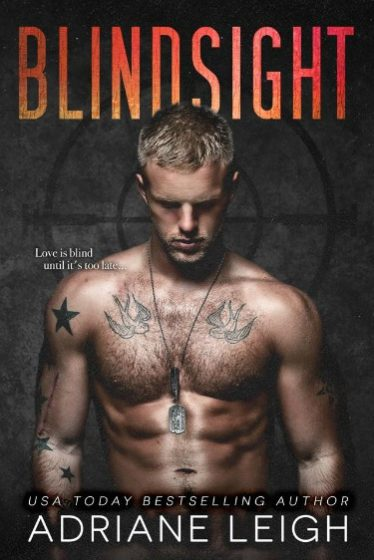 Prologue Reveal: Blindsight (Blindsight #1) by Adriane Leigh