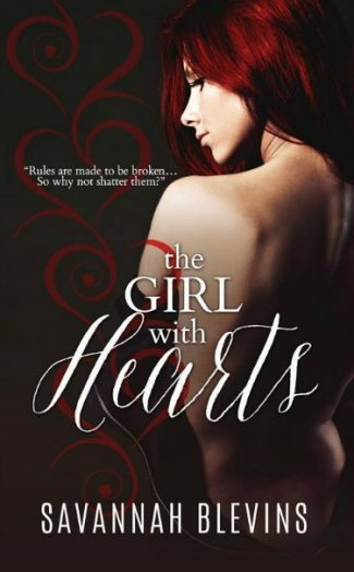 Cover Reveal: The Girl with Hearts (Midtown Brotherhood #1) by Savannah Blevins