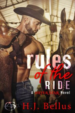 Release Day Blitz & Giveaway: Rules of the Ride (Silver Star Ranch #2) by H.J. Bellus