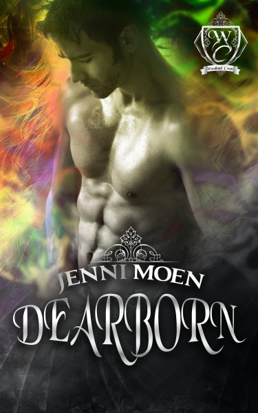 Cover & Blurb Reveal: Dearborn (Woodland Creek) by Jenni Moen