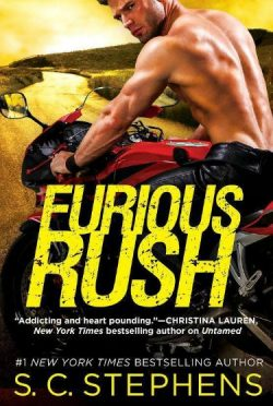 Cover Reveal: Furious Rush by S.C. Stephens