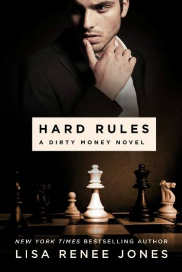 Cover Reveal: Hard Rules (Dirty Money #1) by Lisa Renee Jones