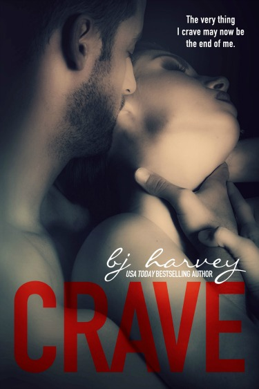 Pre-Order Blitz & Giveaway: Crave by B.J. Harvey