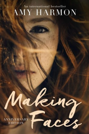 Cover Re-Reveal & Giveaway: Making Faces by Amy Harmon