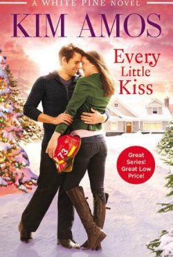 Release Day Launch & Giveaway: Every Little Kiss (White Pine, #3)  by Kim Amos