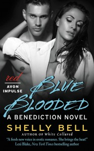 BLUE BLOODED Cover