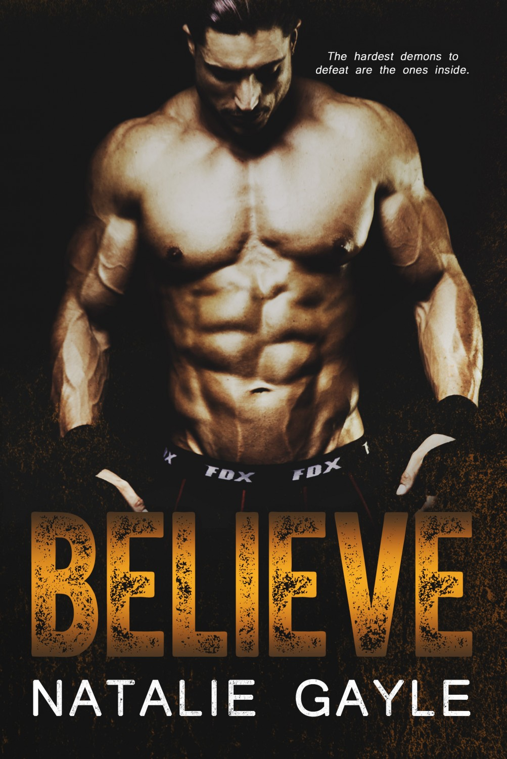 Believe Ebook Cover