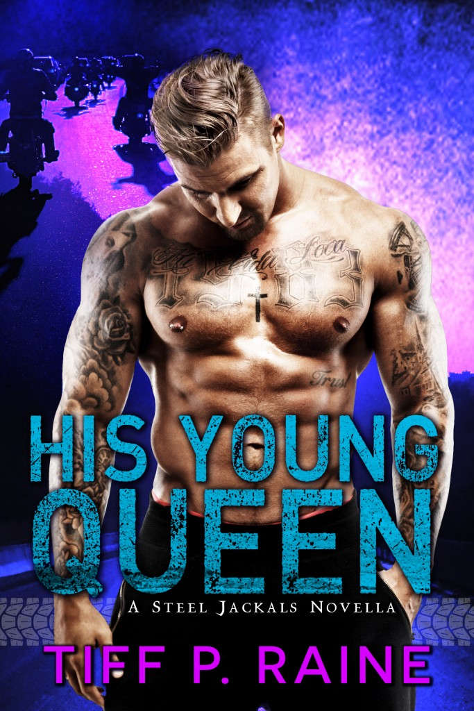 His Young Queen Cover