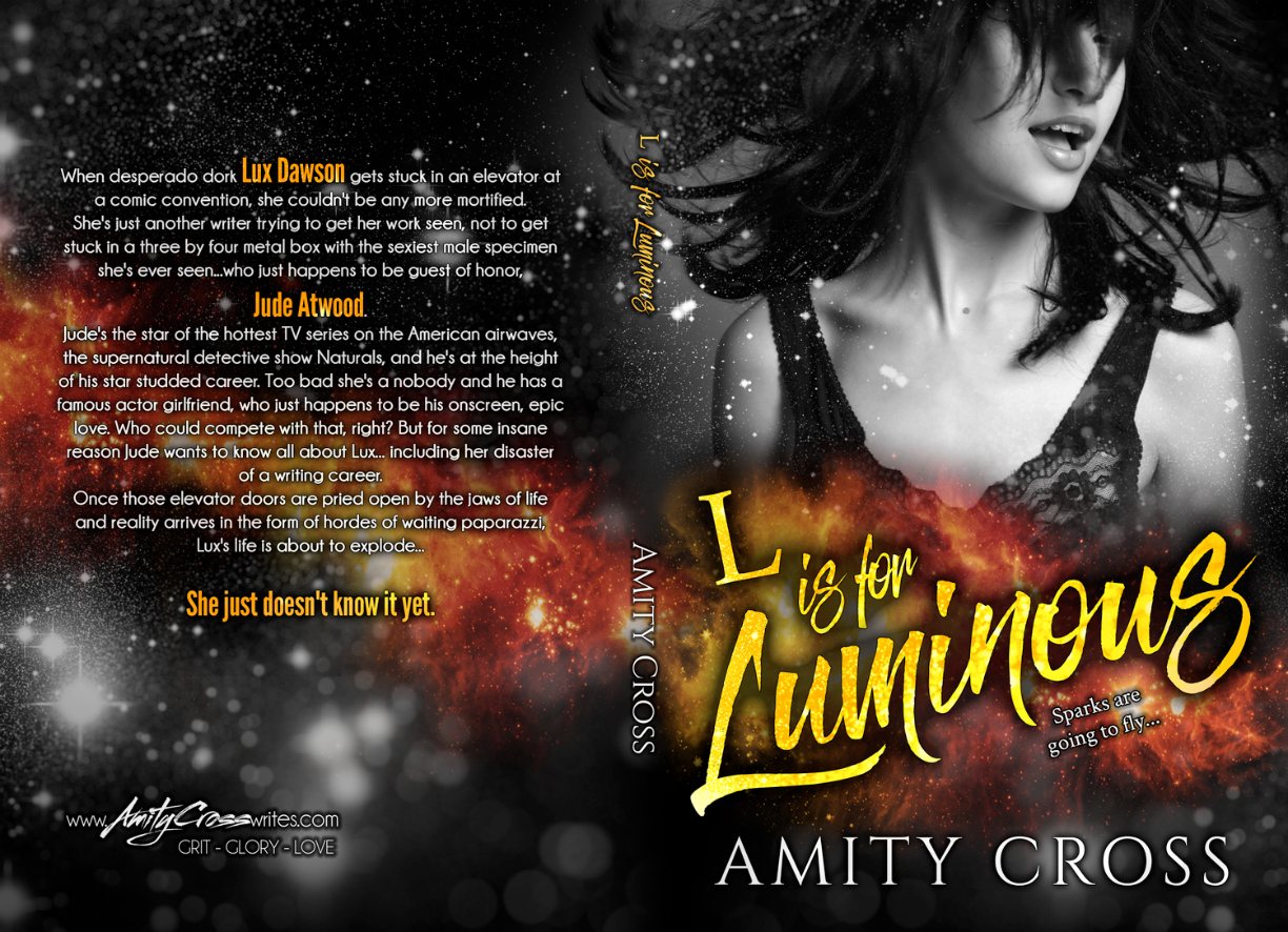 L is for Luminous Full Jacket